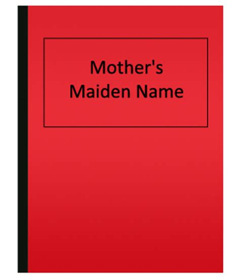 Find Maiden Name S Maiden Name New Identity Publications Press