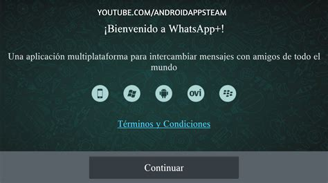 tutorial whatsapp plus aplicaciones android whatsapp plus v6 95 apk no root