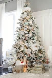 versiering voor de kerstboom interieur insider