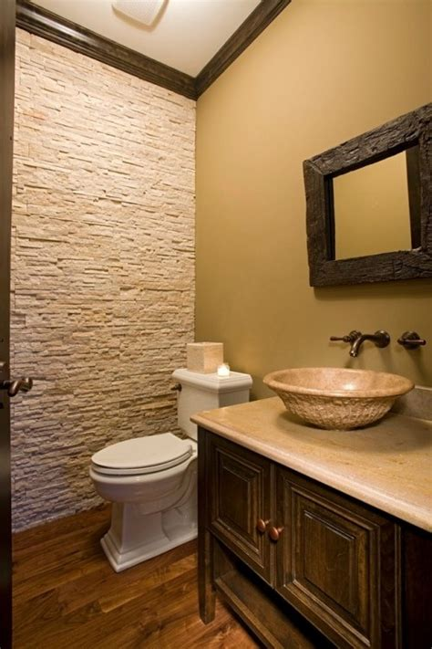 bathroom stone wall 19 best images about faux brick on pinterest textured