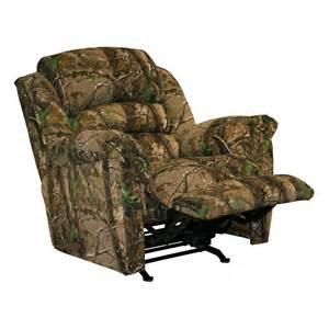 catnapper cloud nine mossy oak camouflage chaise rocker
