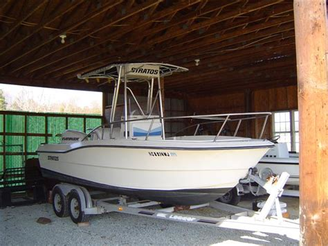 stratos boats hull truth stratos 20 center console w 2003 evinrude 10 500 the