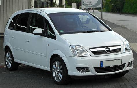 Opel Meriva B Wiki by Opel Meriva Den Frie Encyklop 230 Di