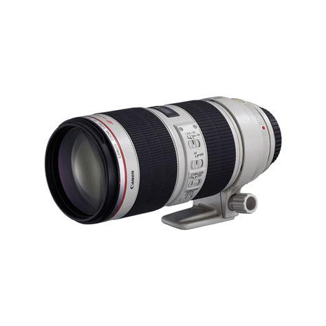 Canon Ef 70 200mm F 2 8l Is Ii Usm Ds canon ef 70 200mm f 2 8l is ii usm the exchange inc