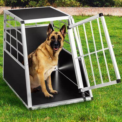 gabbie cani alluminio trasportino box gabbia trasportina auto cani animali