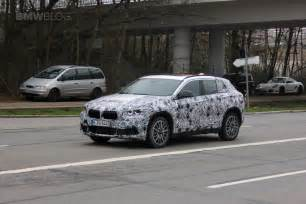 Bmw X2 2018 Bmw X2 Prototypes Out For More Testing I New Cars