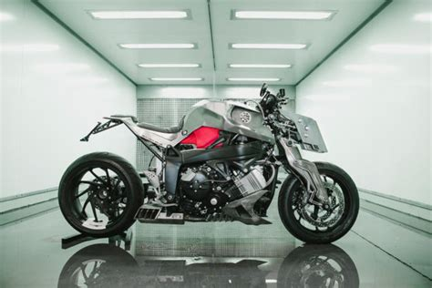 special k pan speed shop launches with a bmw k1200s