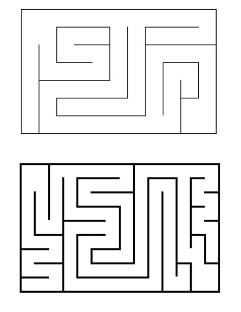 free coloring pages of guitar maze