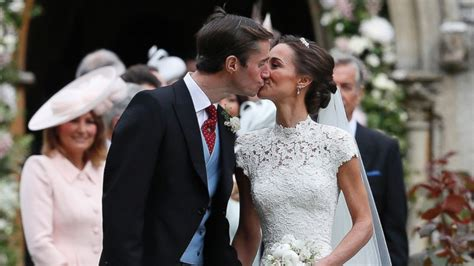 all the details of pippa middleton s wedding to james all the details of pippa middleton s wedding to james matthews