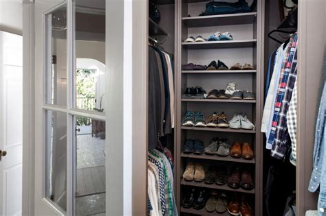mens walk in closet photo page hgtv