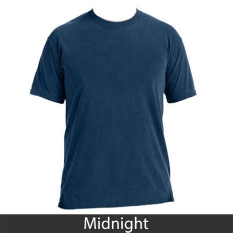Comfort Colors Midnight by Sorority Est Printed Custom T Shirt Gear And Clothing
