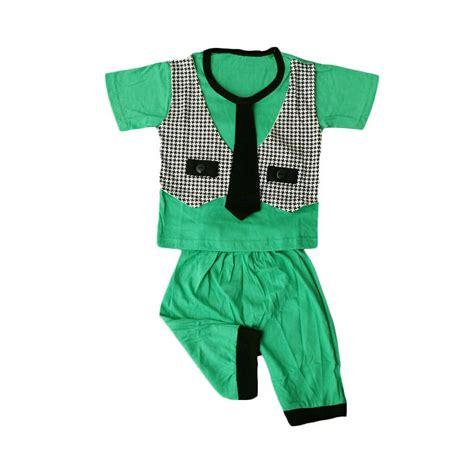 Baju Anak Pakaian Anak Rompi Setelan jual baby zakumi model rompi setelan pakaian anak laki laki hijau harga kualitas
