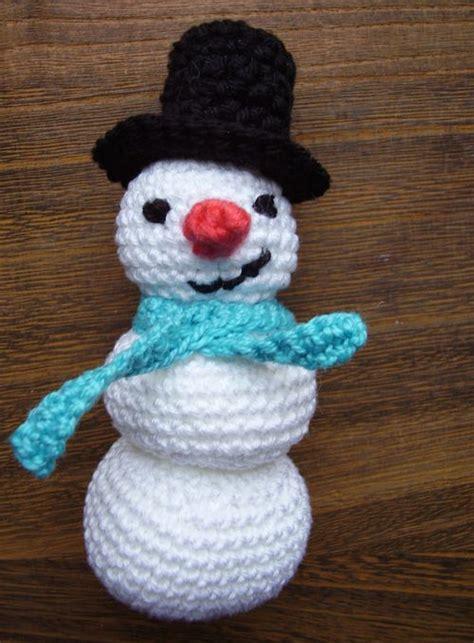 amigurumi snowman pattern free 6ichthusfish free amigurumi snowman pattern