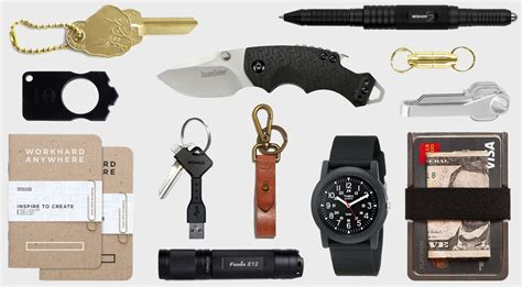 day carry everyday carry 15 edc essentials 30 hiconsumption