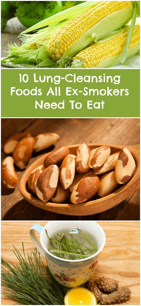 Foods That Detox Your Lungs by 10 Lung Cleansing Foods All Ex Smokers Need To Eat