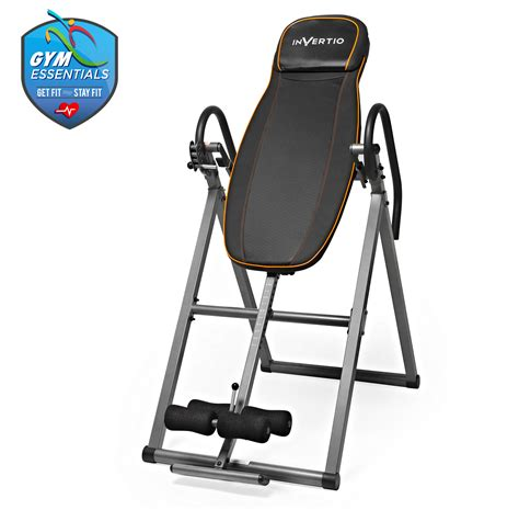 types of inversion tables folding inversion table gravity adjustable back fitness