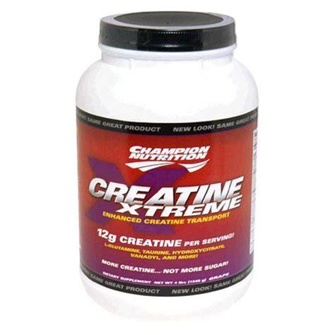 creatine x treme creatine xtreme 920gr chion nutrition 37 00