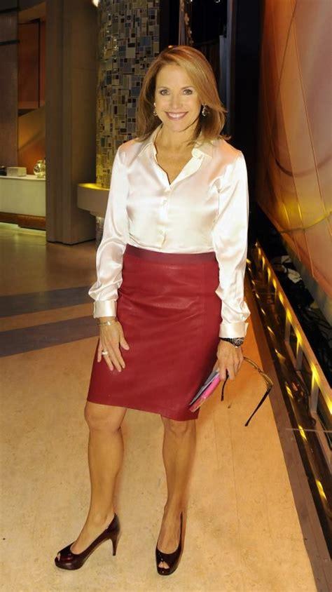 katie couric internet katie couric tv presenters wearing blouses pinterest