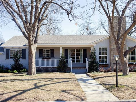 chip and joanna gaines home fixer upper fresh and fun ranch update in the heart of