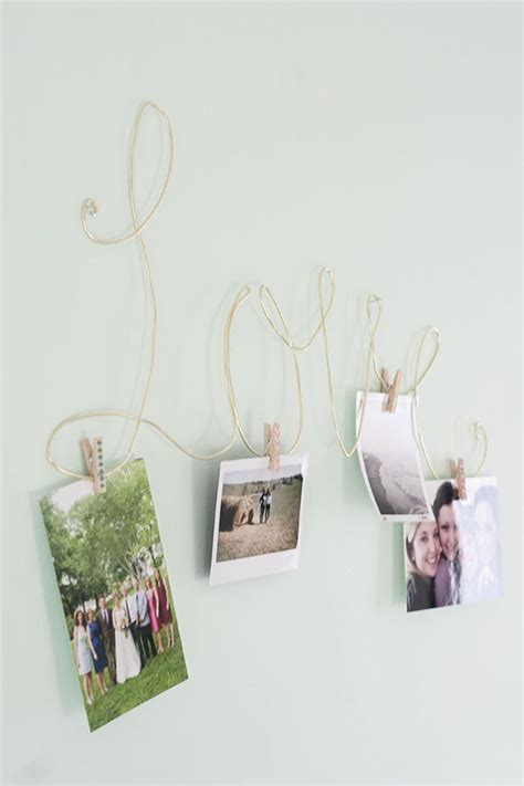 wire photo display celebrate mom s favorite memories with a wire photo