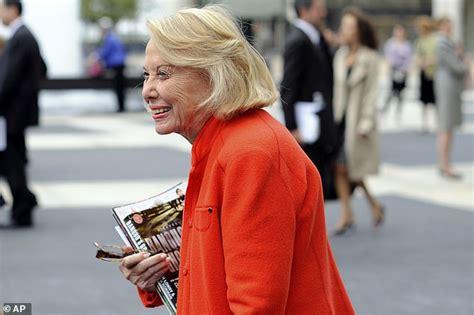 Sunday Gossip Smith legendary gossip columnist liz smith dies at 94 daily