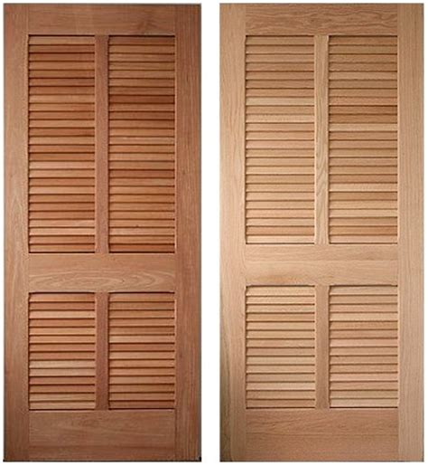 Louvered Glass Doors Louvered Door Architect Residence In Miami Tropical Bedroom True Vented Louver Doors By Supa