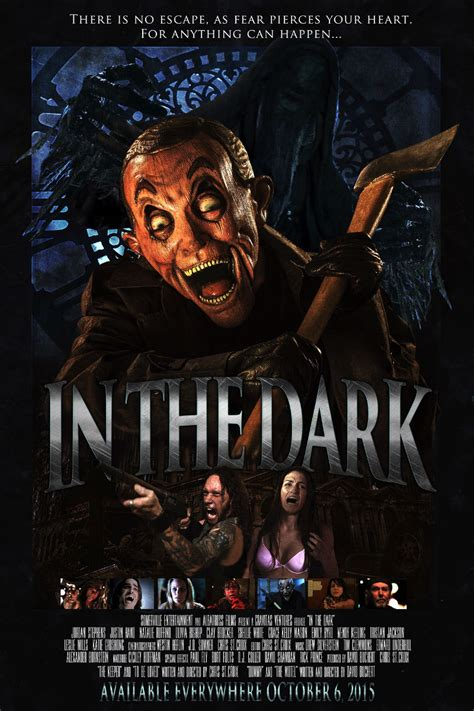 Dark Posters   in the dark poster 01 daily dead