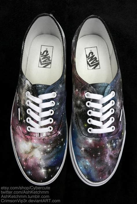 wallpaper galaxy vans galaxy print vans iii by crimsonvip3r on deviantart