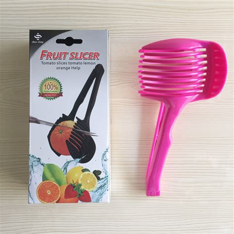 Kitchen Fruit Slice Helper Alat Bantu Pemotong Buah kitchen fruit slice helper alat bantu pemotong buah black jakartanotebook