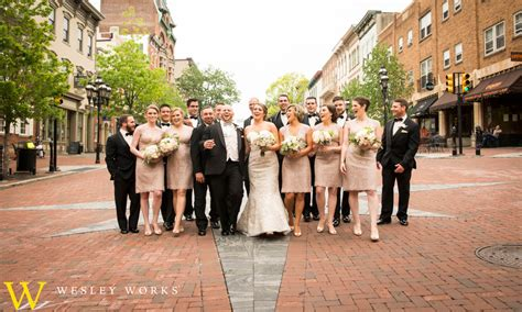 wedding venues bethlehem pa lehigh valley wedding and reception wesley works