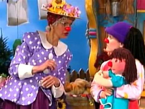 the big comfy couch clown in the round the big comfy couch season 7 ep 13 quot happy mirthday