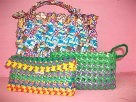 tutorial tas plastik bekas gp3 hss tas dan dompet terbuat dari bahan plastik bekas