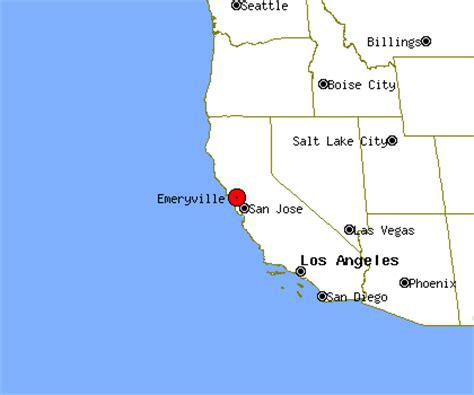 california map emeryville emeryville profile emeryville ca population crime map