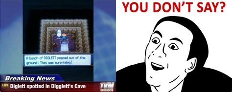 Say What You Meme Game - pokemon news you don t say know your meme