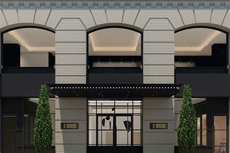 design management new york three designers combine for 11 howard new york hotel