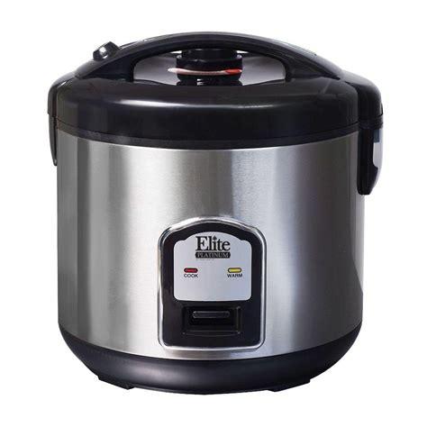 Rice Cooker Quantum Digital elite platinum 6 qt digital pressure cooker grey price