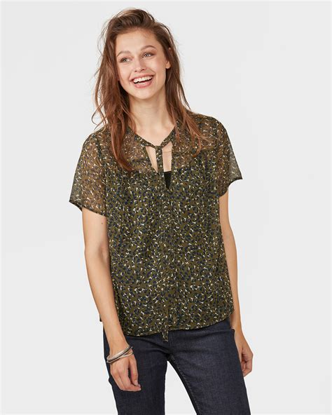 41hawthorn Animal Print Blouse by Leopard Print Blouse 79344722 We Fashion