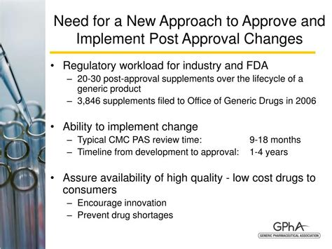 supplement j approval time ppt supplements and other changes to an approved