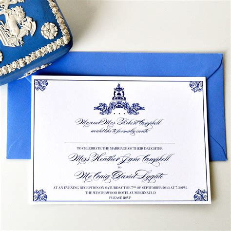 royal wedding invitation royal wedding invitation by e y i