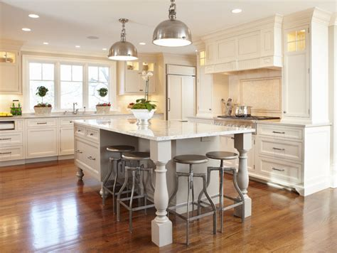 open floor plan kitchen renovation traditional kitchen