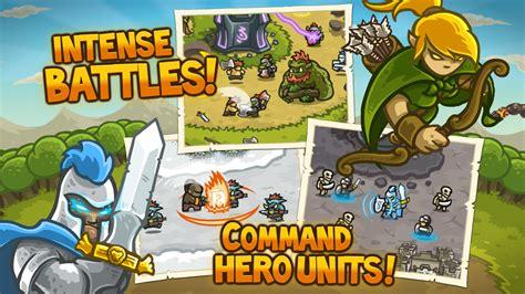 mod game kingdom kingdom rush mod money heroes unlocked