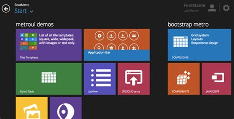 bootstrap themes tiles bootstrap css tiles phpsourcecode net
