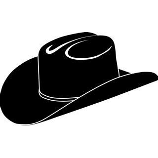 cowboy hat graphic cliparts co