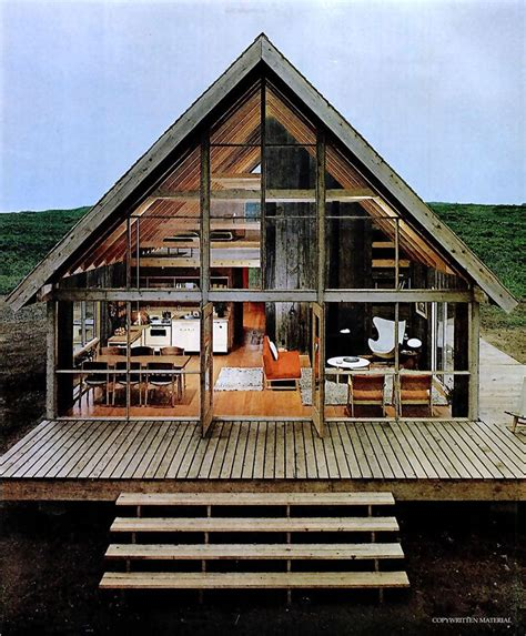 a frame cabin house sean dream house