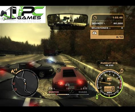 Pc Need For Speed Most Wanted need for speed most wanted pc version free