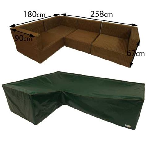 L Shaped Covers Oceans L Shaped Sofa Cover Pvc St 4 Peice Modular Set