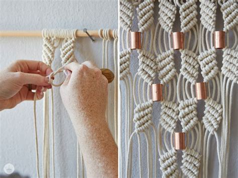 How To Learn Macrame - andy teaches us just how macram 233 rocks macrame