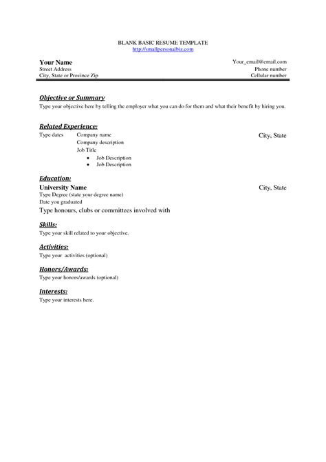 easy cv examples templates franklinfire co