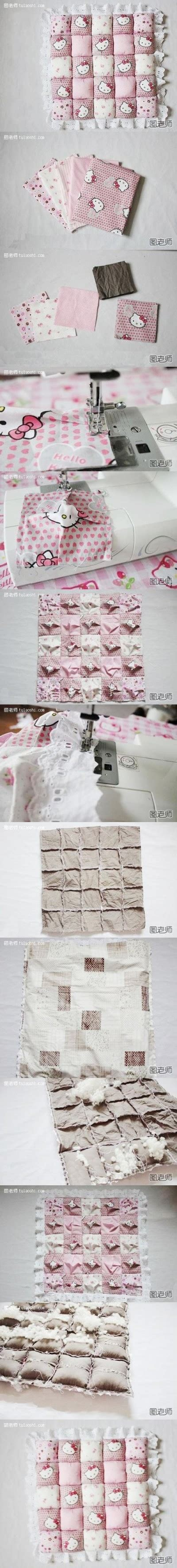 How To Hump A Pillow Step By Step by How To Make Lovely Pillow Step By Step Diy
