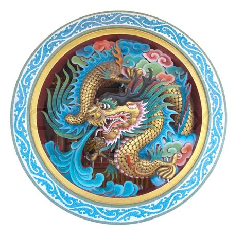 oriental design ancient chinese dragon on stock photo ancient chinese dragon statue stock photo colourbox
